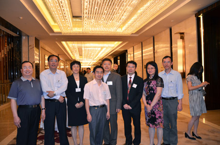 Sugar Industry Technologists Meeting, May 2013, in Ghangzhou, China