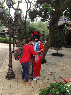SIT Ladies Tour in China