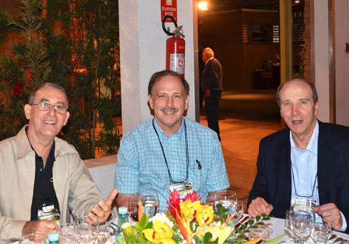 International Society of Sugar Cane Technologists Meeting, June 2013, in São Paulo, Brazil