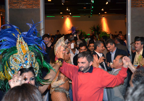 International Society of Sugar Cane Technologists Meeting, June 2013, in São Paulo, Brazil
